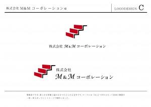 ロゴM&M